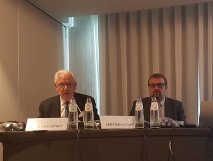 """Find a Bailiff 2 closing conference """"Enforcement in Europe: best practices"""""""